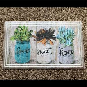 """Other - """"Home Sweet Home"""" Welcome Mat"""